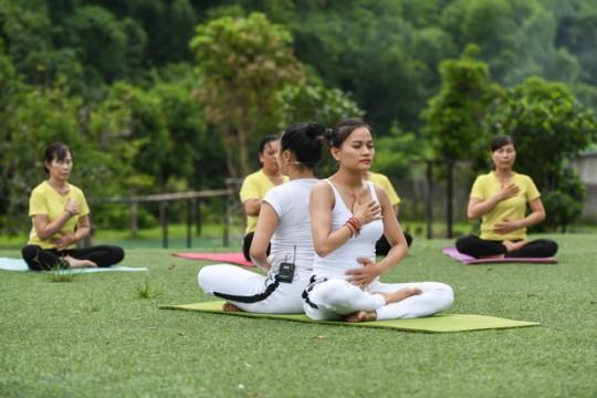Một ngày du lịch Hòa Bình kết hợp thiền và yoga